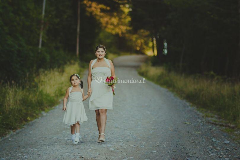 Cinthya y Avril