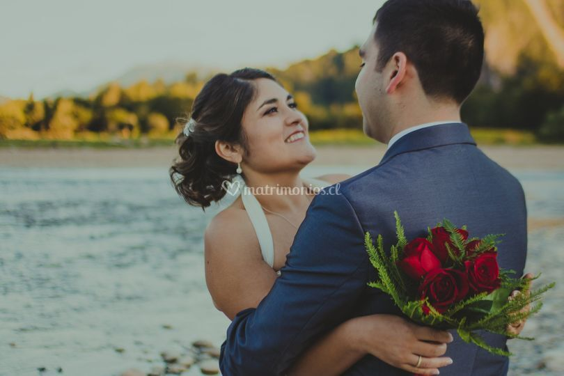 Cinthya y Alejandro