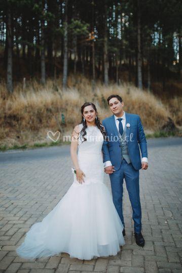 Yanina y Erwin - Piedra del indio