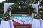 Arco ceremonia de Casa Mayor de Chena