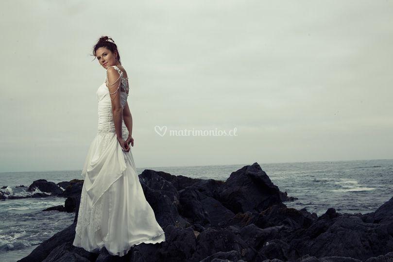 Maria bonita vestidos direccion