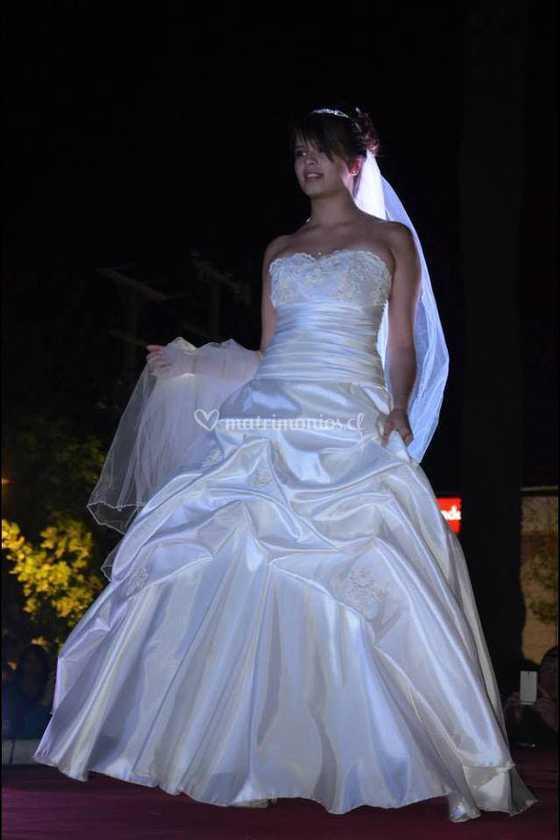 Vestidos de novia usados quilpue