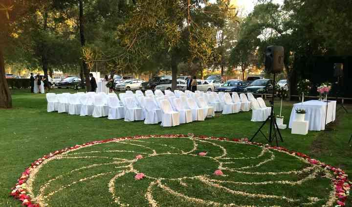 Ceremonia Chamánica parque