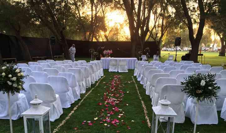 Ceremonia parque