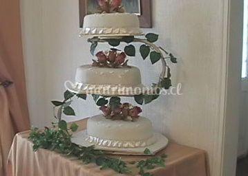 Diseño de la torta