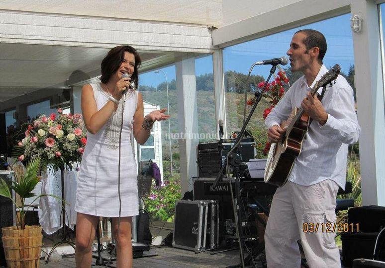 Matrimonio en Sto. Domingo de Meditaçao Bossa Nova