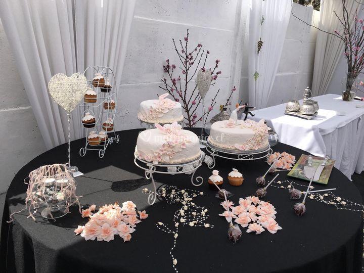 3 tortas de matrimonio