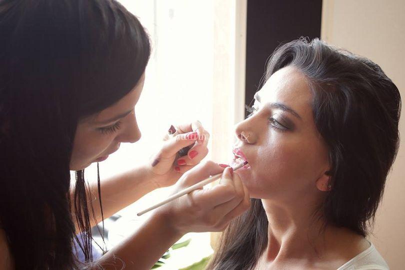 Maquillaje boda