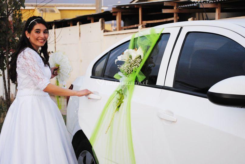 La novia lista
