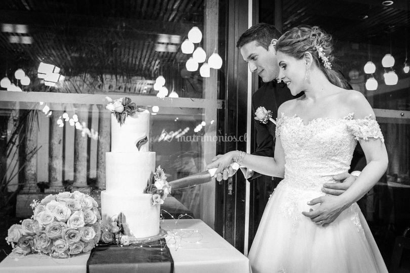Matrimonio en C. Tres Cuartos