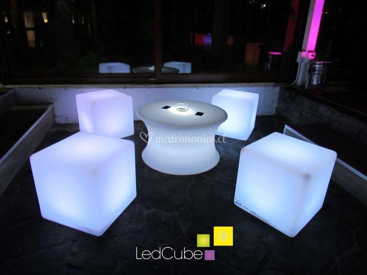 Pack muebles led