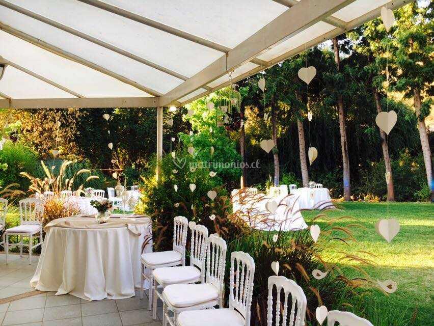 Terraza De Centro De Eventos Valle Verde Foto 54