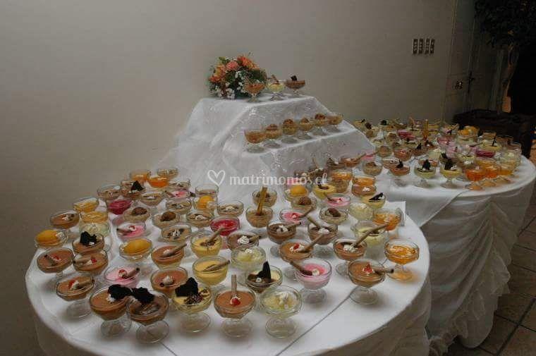 Buffet dulce