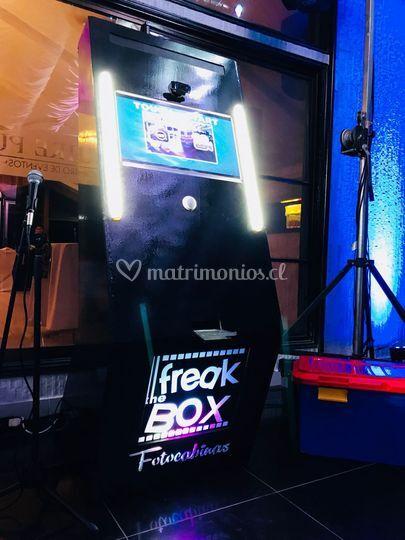 Tótem freakbox montaje libre