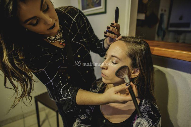 Preparación previa, Alejandra