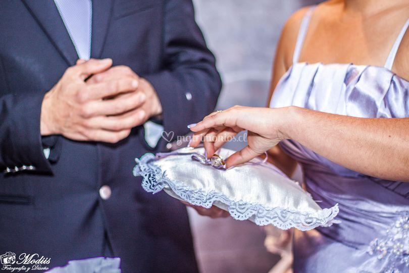 Matrimonio iván y denisse