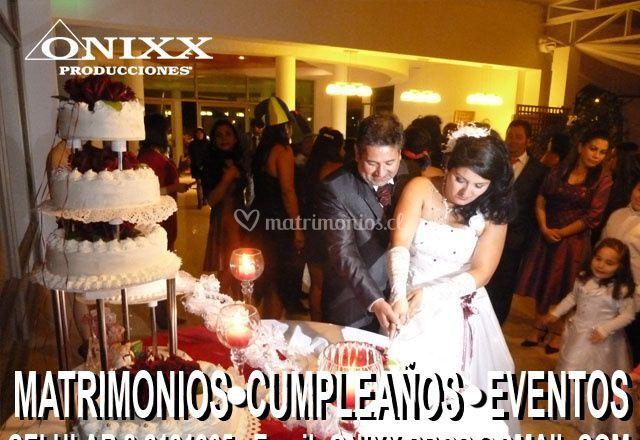 Eventos matrimonios