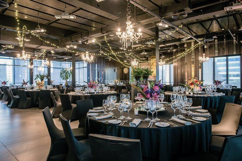 Banquetes interior