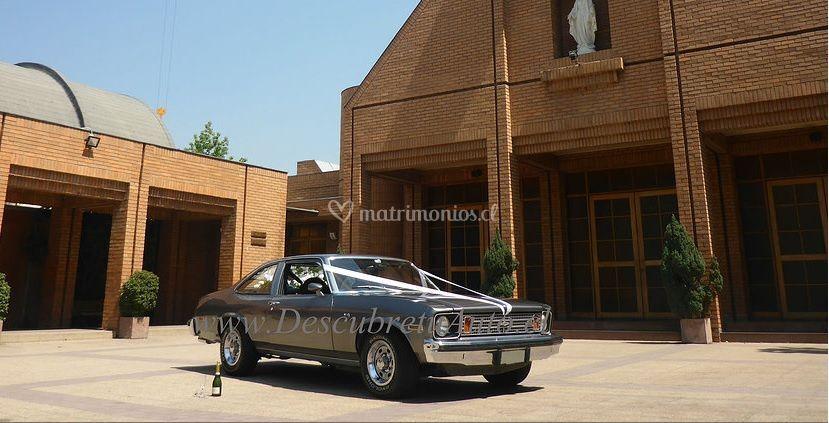 Chevy Nova 1975
