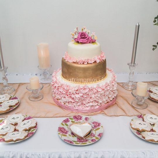 Torta, Cupcakes y Galletas