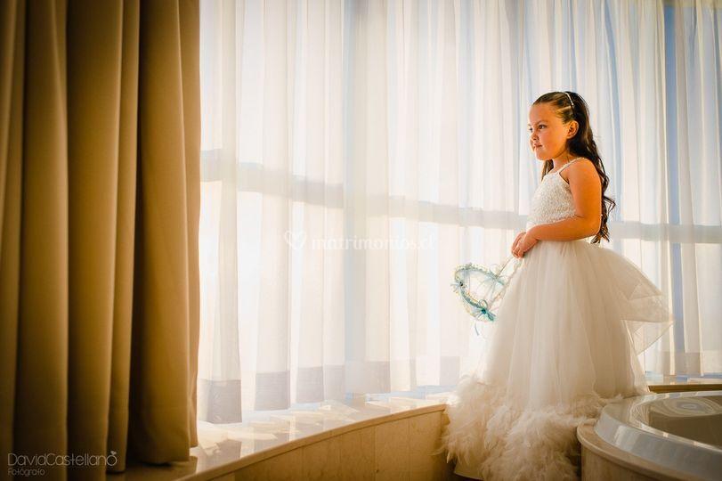 Una pequeña princesa