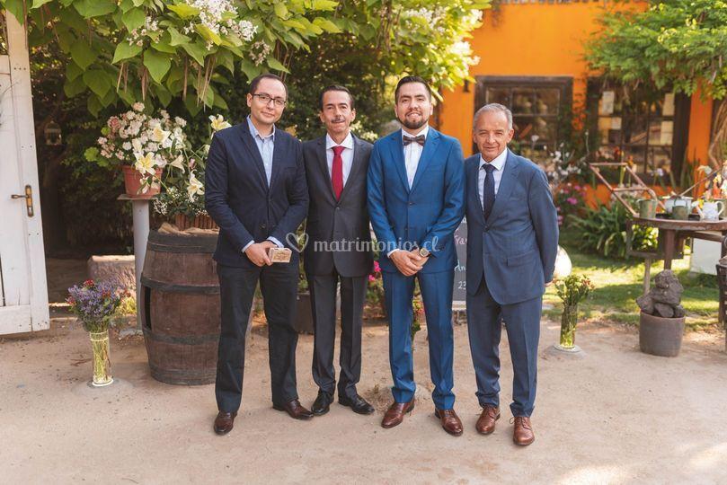 Matrimonio Fran y Andrés