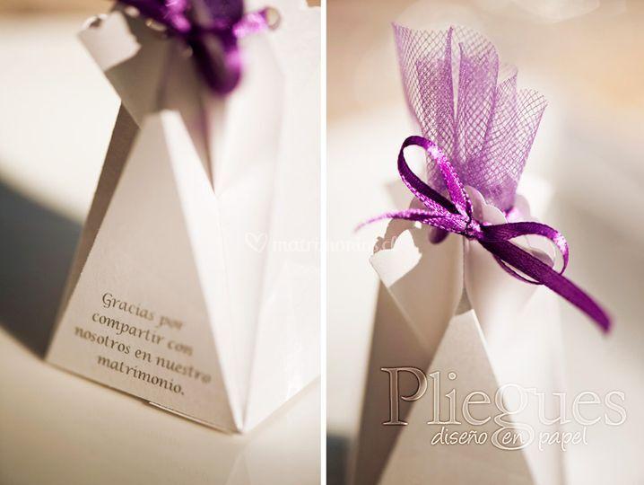 Caja boda