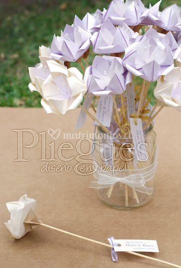 Flores de loto para recuerdo