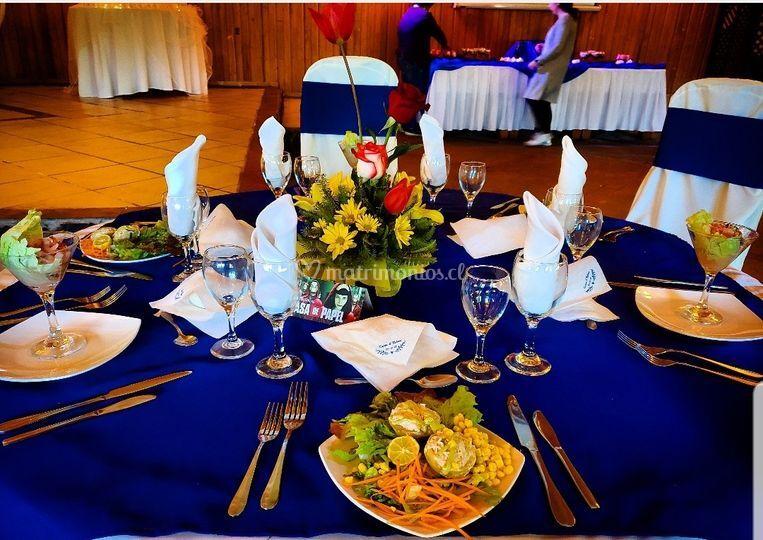 Salón Madero Azul