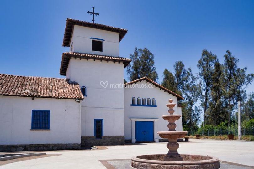 Antigua iglesia (matrimonios)