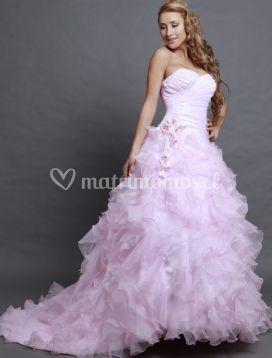 En rosa modelo S250