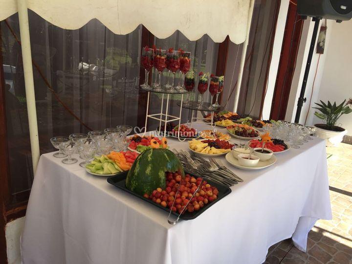 Banquetería Andrea