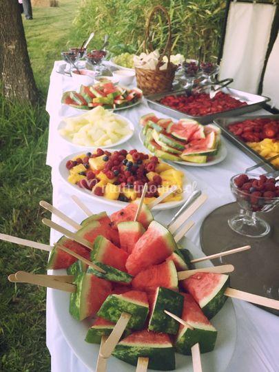 Bufette de frutas