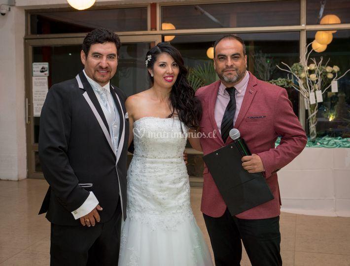Animador bodas