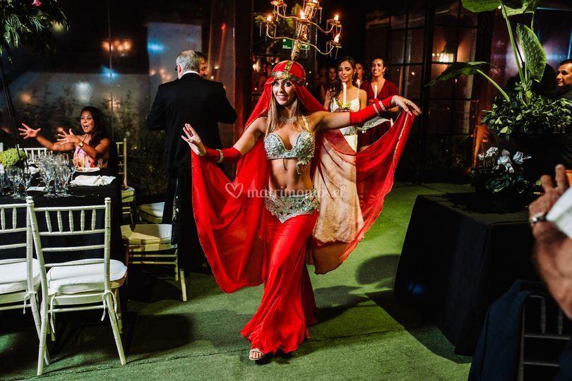 Sole Said - Danza Árabe