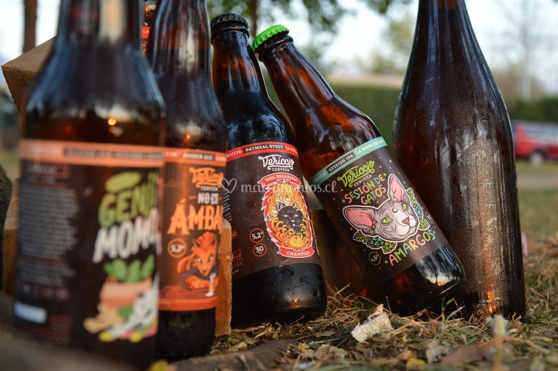 Cervezas Vericcio