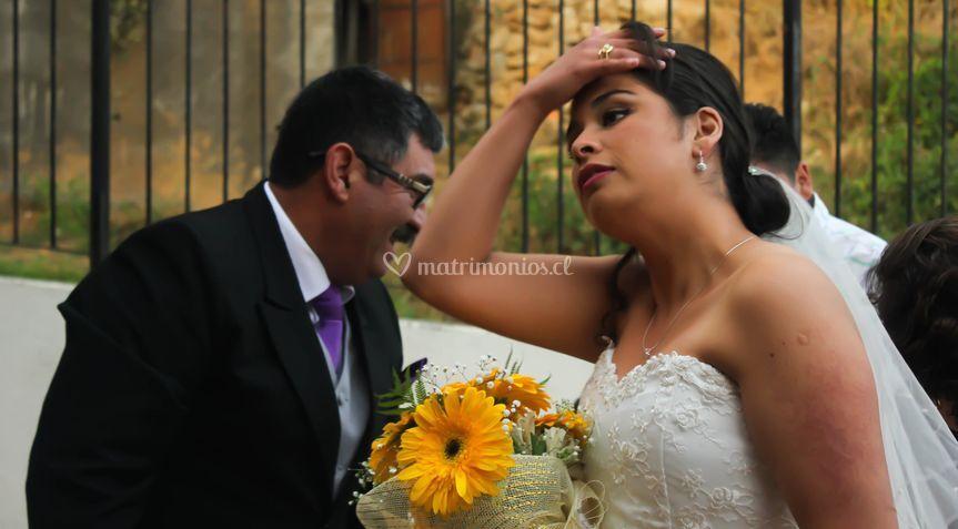 Matrimonio Tomé