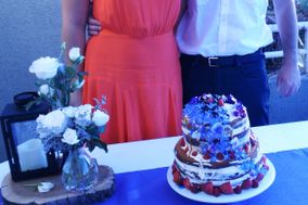Curauma Catering - Naked Cakes
