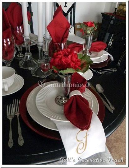 Rojo romántico