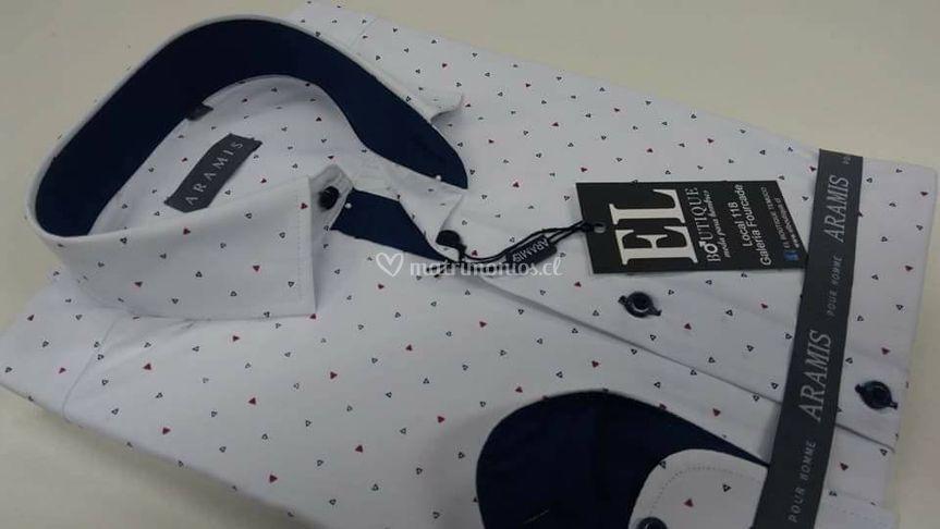 Camisas fshion ARAMIS