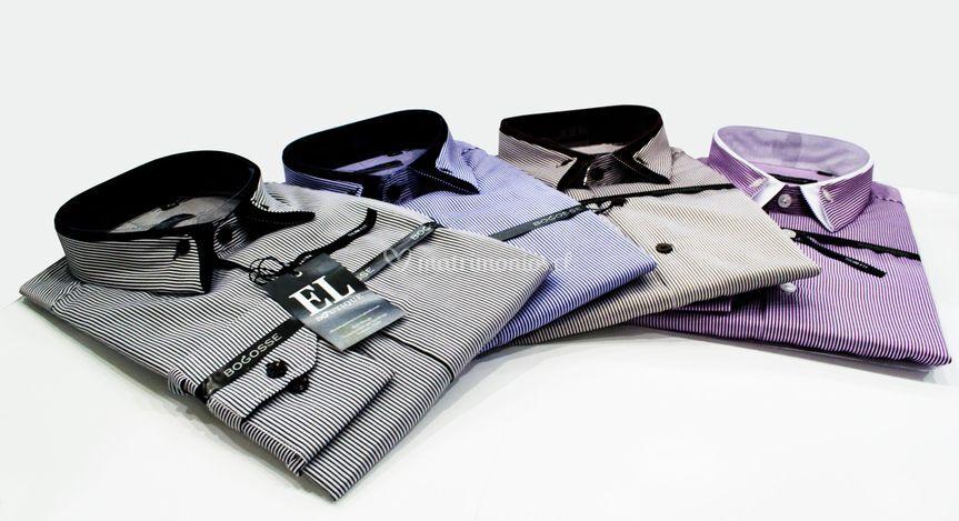 Camisas bogosse