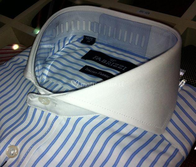 Camisa cuello Peretti