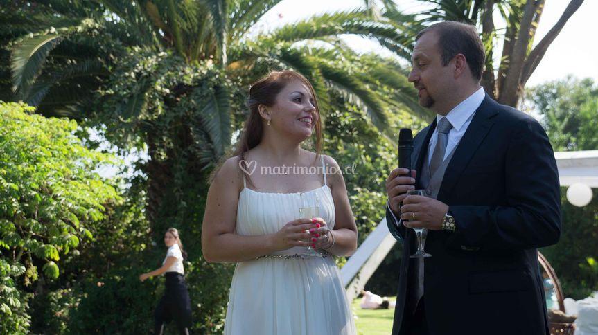 Matrimonio Prados de Avila