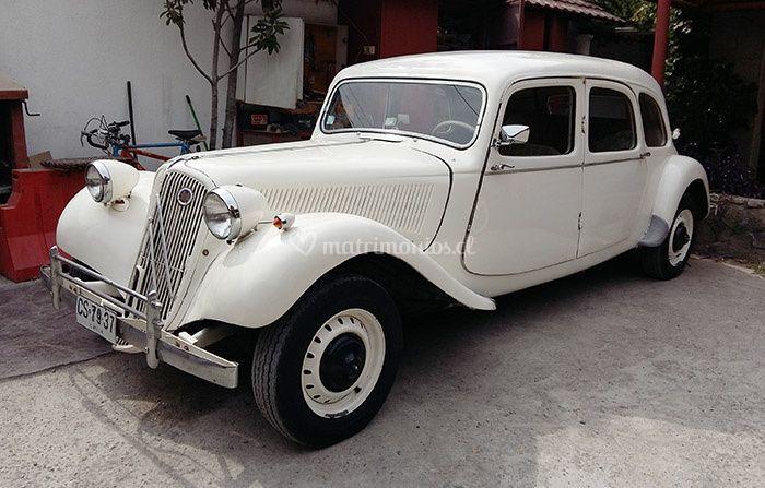 Citroen limusin 1942