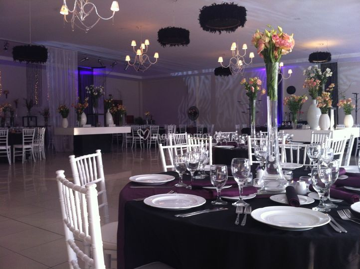 Salón decoraciones
