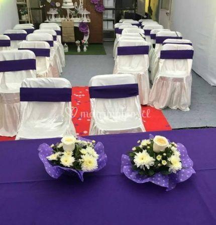 Para la ceremonia