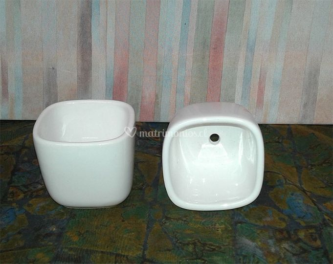 Macetero cerámica Gres-C3