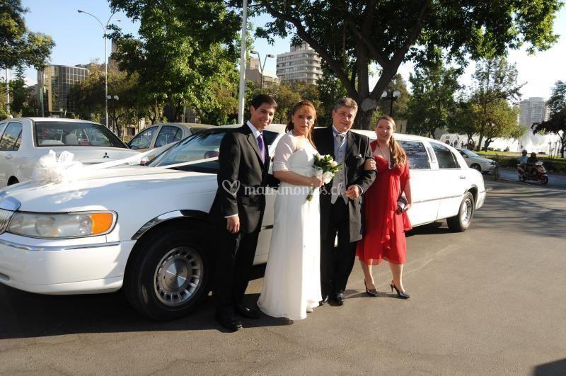 Matrimonio de Cristian