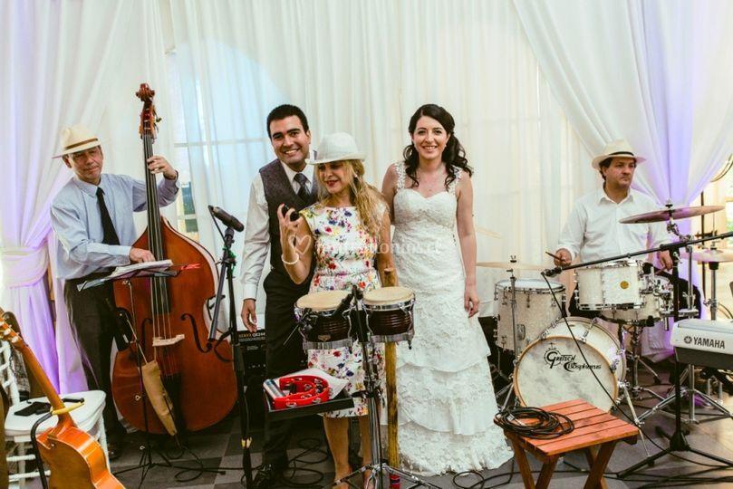 Matrimonio Torres de Paine