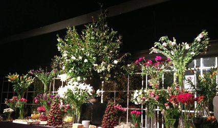 Novias y Flores